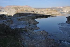Ilisu Dam - photo by Initiative to Keep Hasankeyf Alive